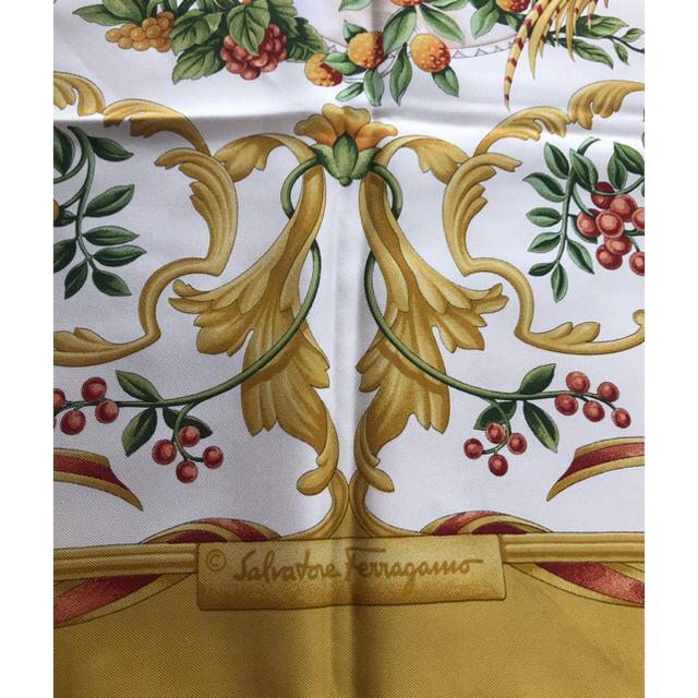 スカーフ フェラガモ