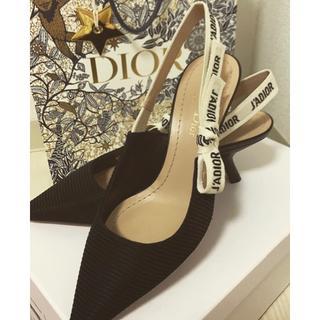 ディオール(Dior)のJAdior ヒール 値下げ交渉可正規品(ハイヒール/パンプス)