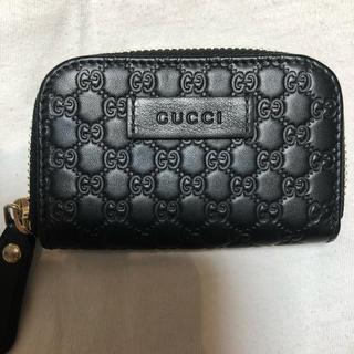 グッチ(Gucci)のgucci マイクロgg (コインケース/小銭入れ)