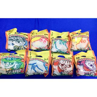 伊藤園 - 十六茶ペットボトルカバー 全8種