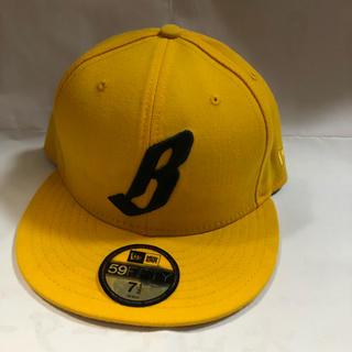 ビリオネアボーイズクラブ(BBC)の激レア 中古 NEW ERA BILLIONAIRE BOYS CLUB CAP(キャップ)