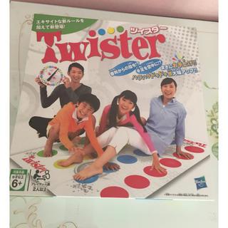 ツイスターゲーム(スポーツ)