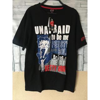 BETTY BOOP  Tシャツ(Tシャツ/カットソー(半袖/袖なし))