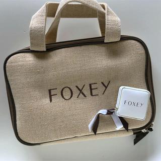 FOXEY - FOXEY ノベルティポーチ メジャー付 未使用品