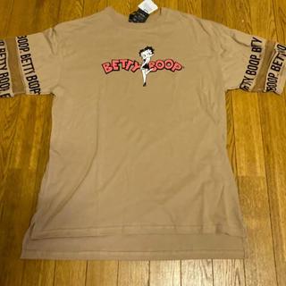 BETTY BOOP  シースルー(Tシャツ(半袖/袖なし))