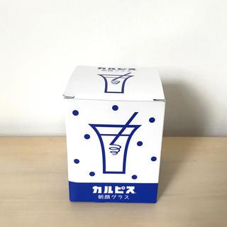アサヒ(アサヒ)の新品未使用品 カルピス 朝顔グラス(グラス/カップ)