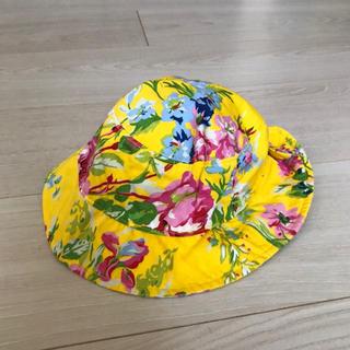 ラルフローレン(Ralph Lauren)のラルフローレン 帽子 ベビー 子供 48センチ(帽子)