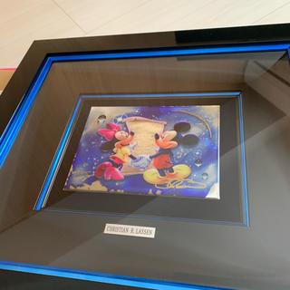ディズニー(Disney)のクリスチャンラッセン ディズニー(絵画/タペストリー)