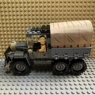 Lego - ミニカー ジープ(幌付き) LEGO