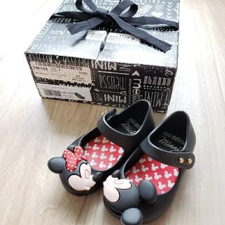 メリッサ(melissa)の新品 mini melissa ミニ メリッサ ミッキー&ミニーシ 子供靴 (サンダル)