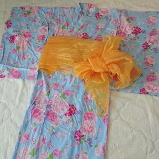 マザウェイズ(motherways)の浴衣セット 140(甚平/浴衣)