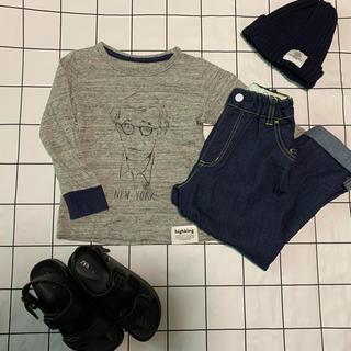 コドモビームス(こどもビームス)のハイキング Tシャツ GAP デニムシャツ こどもビームス好きに!(Tシャツ/カットソー)
