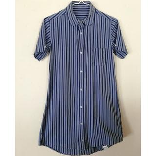 ビームスボーイ(BEAMS BOY)のシャツワンピ(シャツ/ブラウス(半袖/袖なし))