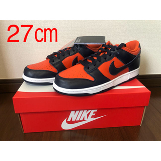 ナイキ(NIKE)の【27㎝】NIKE DUNK LOW SP Champ Colors (スニーカー)