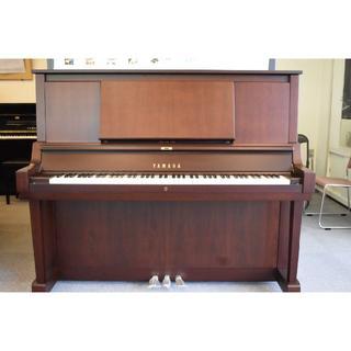 ヤマハ(ヤマハ)の木目ヤマハ中古アップライトピアノ W-102B (1980年製造)(ピアノ)