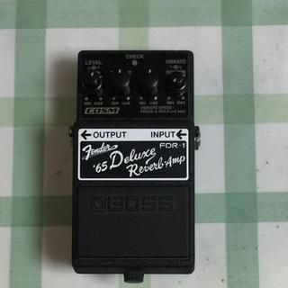 ボス(BOSS)の中古 BOSS FDR-1 Fender '65 Deluxe Reverb(エフェクター)