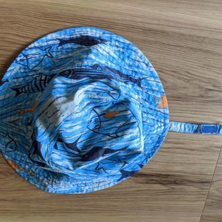 パタゴニア(patagonia)のpatagonia ハット キッズ(帽子)