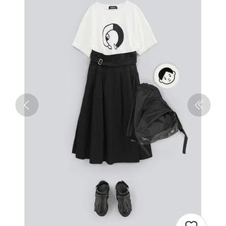ズッカ(ZUCCa)のZUCCa まるくなるT (Tシャツ(半袖/袖なし))