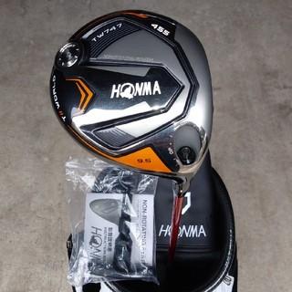 本間ゴルフ - HONMA ホンマゴルフツアーワールドTW747 455ドライバー