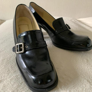 アンタイトル(UNTITLED)のUNTITLED ローファー パンプス シューズ ブラック (ローファー/革靴)