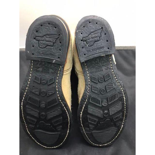 REDWING(レッドウィング)のREDWING8268スエードエンジニアブーツR-V2492 メンズの靴/シューズ(ブーツ)の商品写真