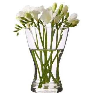 イケア(IKEA)の 花瓶 新品未使用 イケア ガラス 北欧 アンティーク おしゃれ フラワーベース(花瓶)
