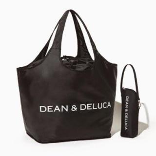 ディーンアンドデルーカ(DEAN & DELUCA)のGLOW グロー 付録 DEAN&DELUCA レジカゴバッグ 保冷ボトルケース(エコバッグ)