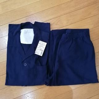 ムジルシリョウヒン(MUJI (無印良品))の最終無印良品*メンズSサイズパジャマ*脇に縫い目のないオーガニックコットン(その他)