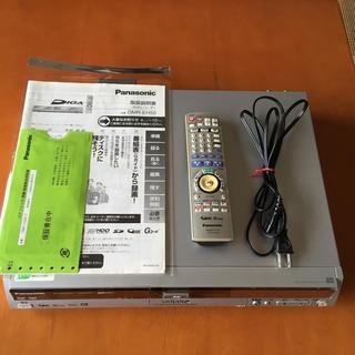 パナソニック(Panasonic)のパナソニック HDD&DVDレコーダー DMR-EH50(DVDレコーダー)