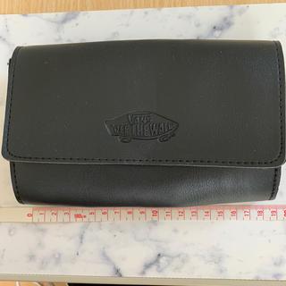 ヴァンズ(VANS)のVANS お財布 ポシェット 付録(財布)