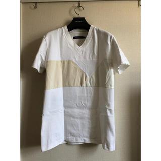 ウノピゥウノウグァーレトレ(1piu1uguale3)の1piu1uguale3 CRAZY CUTTING JERSEY CRAZY(Tシャツ/カットソー(半袖/袖なし))
