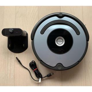 アイロボット(iRobot)の最安値 未使用に近い 処分価格 特価 iRobot Roomba ルンバ 641(掃除機)