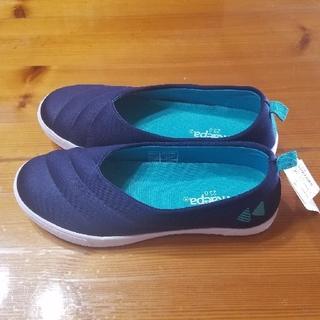 ケイパ(Kaepa)の運動靴スニーカー室内履き レディース 未使用(スニーカー)