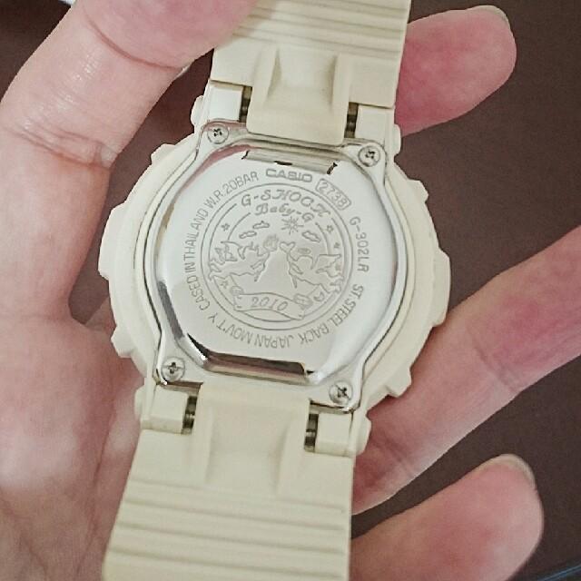 G-SHOCK(ジーショック)のG-SHOCK☆ラバーズコレクション 2010 G-302LR☆クリスマス限定品 メンズの時計(腕時計(デジタル))の商品写真