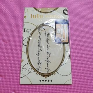 チュチュアンナ(tutuanna)のチュチュアンナ タトゥー風タイツ 20デニール相当(タイツ/ストッキング)