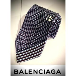 バレンシアガ(Balenciaga)の『美品』バレンシアガ ネクタイ (ネクタイ)