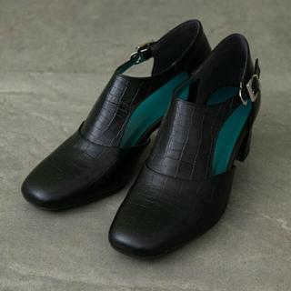 ステュディオス(STUDIOUS)のクロコエフェクトシューズ UNITED TOKYO(ローファー/革靴)