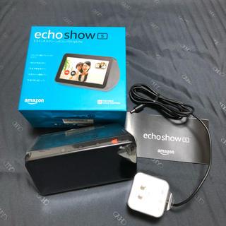 エコー(ECHO)のAmazon echo show5(スピーカー)