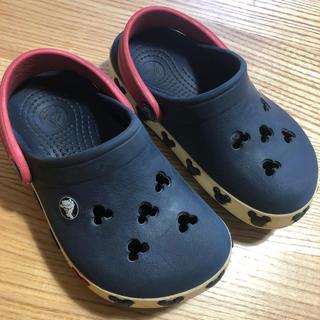 crocs - ディズニー クロックス 14センチ