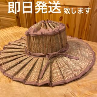 ロンハーマン(Ron Herman)のgotoキャンペーン記念価格★ローナマリーカプリハット (帽子)