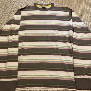 グッドイナフ(GOODENOUGH)の初期 RESONATE GOODENOUGH クレイジーボーダーロングT(Tシャツ/カットソー(半袖/袖なし))