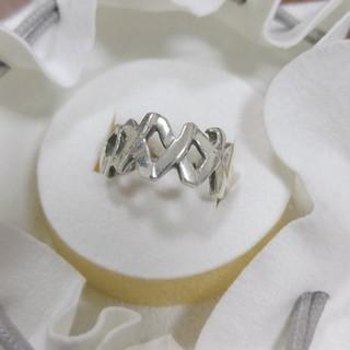 ティファニー(Tiffany & Co.)のTIFFANY リング キス ラブ(リング(指輪))