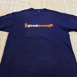 グッドイナフ(GOODENOUGH)の初期 92年 グッドイナフ UKG グラムg bite it Tシャツ スケシン(Tシャツ/カットソー(半袖/袖なし))