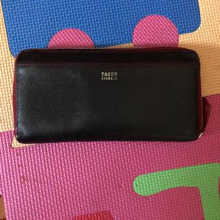 タケオキクチ(TAKEO KIKUCHI)のTAKEOKIKUCHI長財布(長財布)