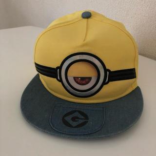 ユニバーサルスタジオジャパン(USJ)のミニオン キャップ 帽子  USJ    フリーサイズ(キャップ)