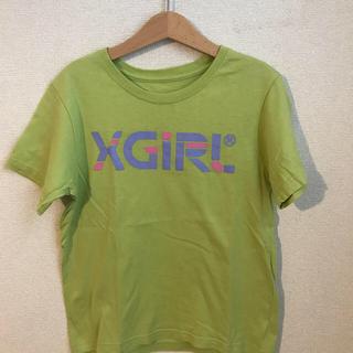 エックスガールステージス(X-girl Stages)のエックスガール Tシャツ(130)(Tシャツ/カットソー)