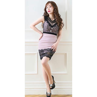 ROBE - グロッシー キャバ ドレス