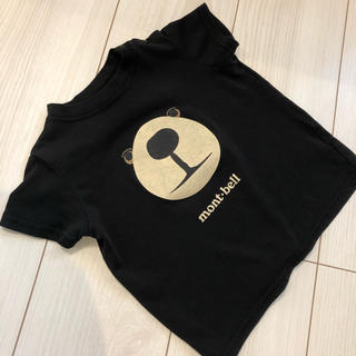 mont bell - モンベル  Tシャツ サイズ80