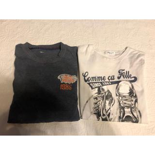 コムサデモード(COMME CA DU MODE)のTシャツ COMME CA FILLE ・AEON 160(Tシャツ/カットソー)
