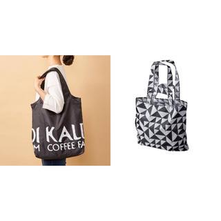 カルディ(KALDI)のKALDI   IKEA   エコバッグ 2点セット 数量限定値下げ(エコバッグ)